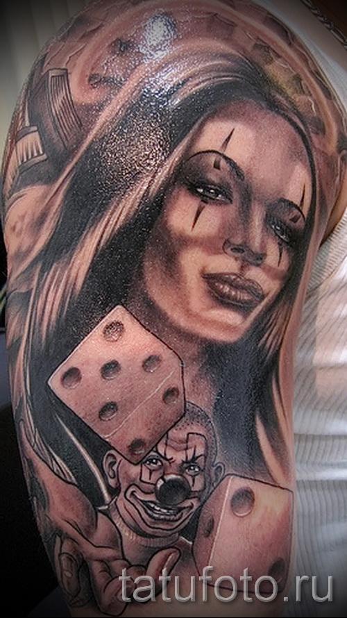 художественная татуировка 27 фото