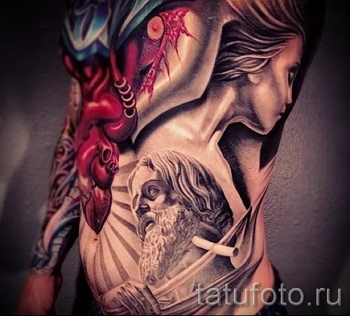 художественная татуировка 28 фото