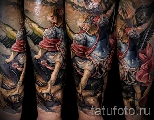 художественная татуировка 33 фото
