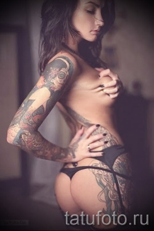 художественная татуировка 34 фото