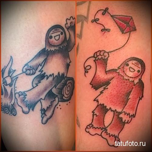 112312312312312 Профессиональные татуировки фото работ