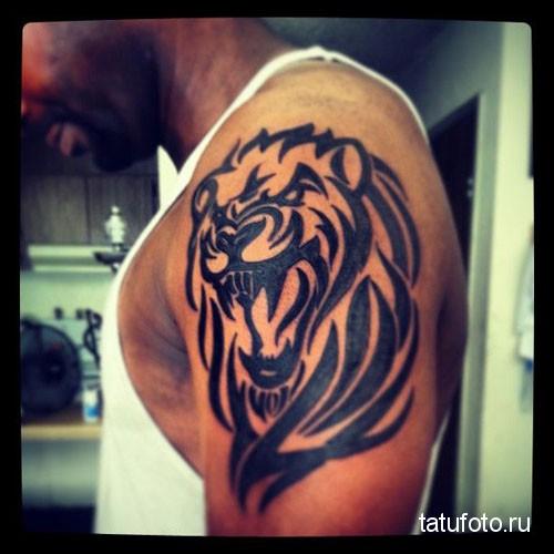 Animal Tattoos for Men 3