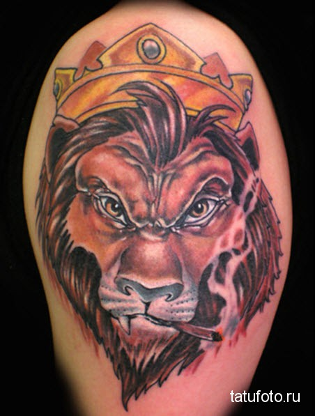 Animal Tattoos for Men 7