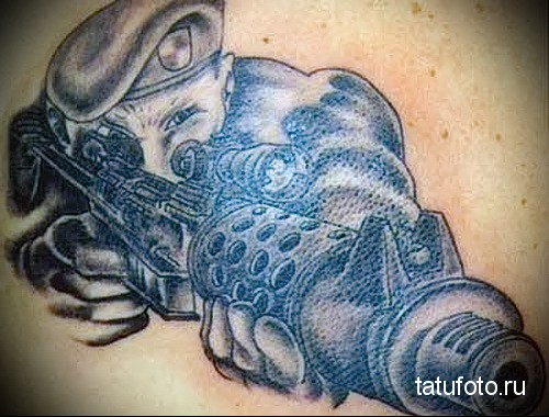 Army Tattoo Photo 123124ё15е12412334