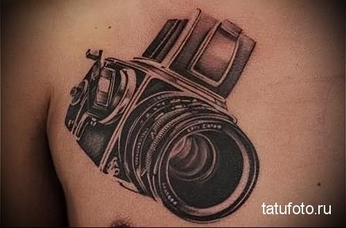 Профессиональные татуировки — фото