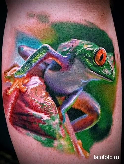 Reptiles in the tattoo 13