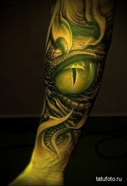 Reptiles in the tattoo 26