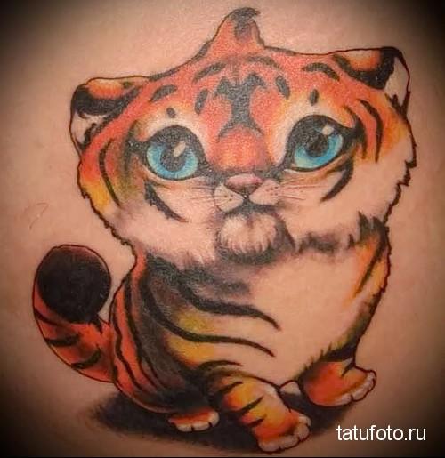 Tattoo animal predators 234 234 223 42 3