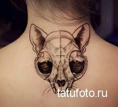 Tattoo animal skulls 1