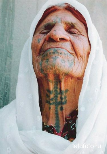 Tattoos in ancient times 1