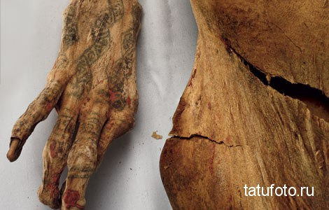 Tattoos in ancient times 2