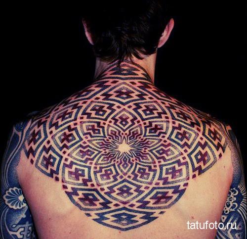 The development of art tattoo 5