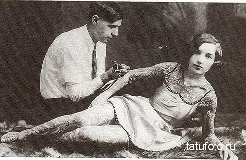 The history of tattoos 2