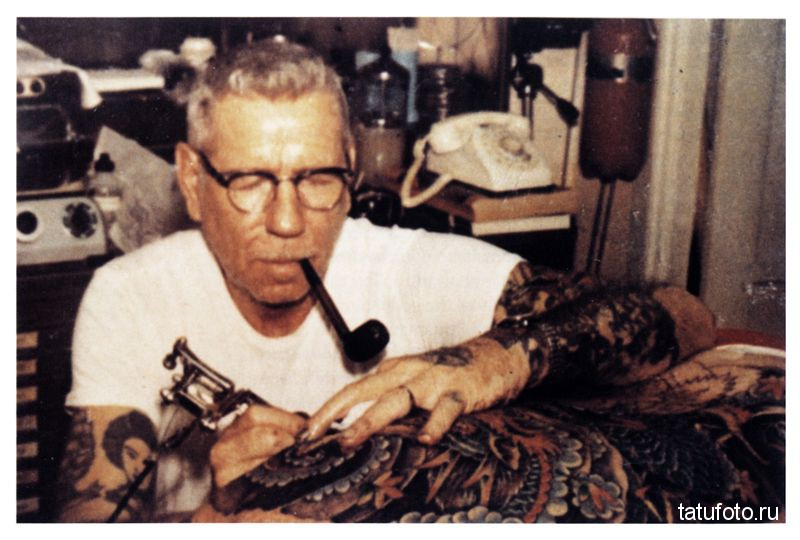 The history of tattoos 3