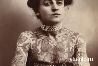 The history of tattoos 5