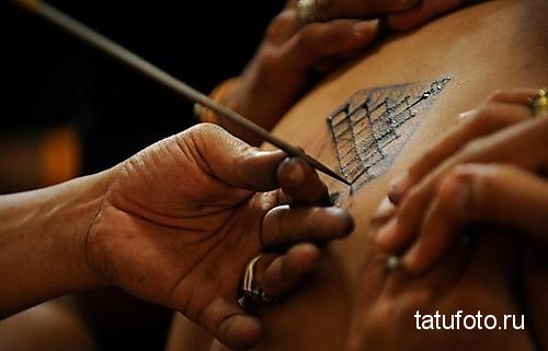 The history of tattoos 7