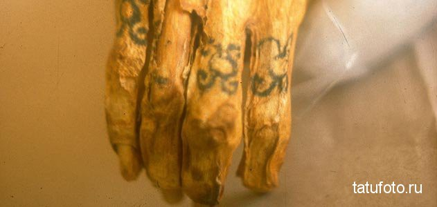 The history of tattoos 8