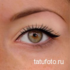 The main stages of applying permanent make-up 4
