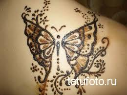 henna tattoo animals 1