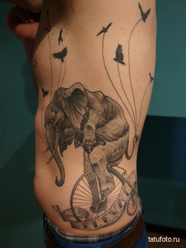 male tattoo animals 3