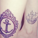 tattoo nautical theme photos 10