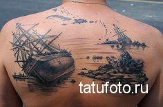 tattoo nautical theme photos 11