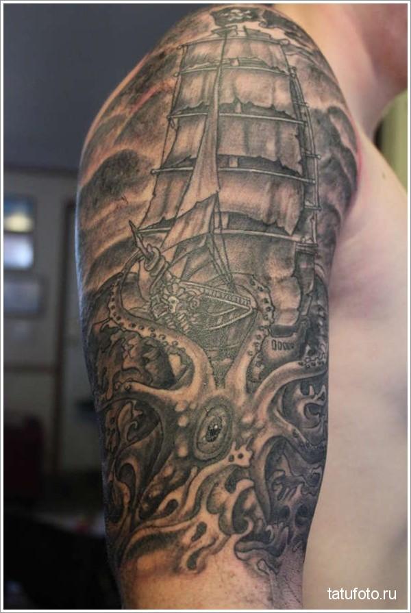 tattoo nautical theme photos 2