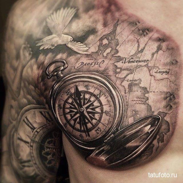 tattoo nautical theme photos 3