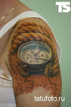 tattoo nautical theme photos 6