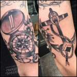 tattoo nautical theme photos 8