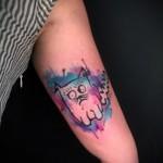Желание сделать себе татуировку - примеры на фото 10