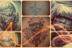Что значат армейские тату — примеры на фото