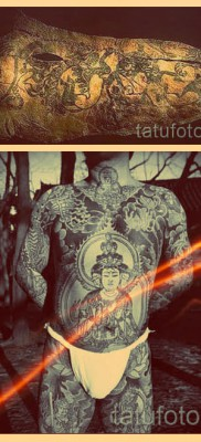 Что значат древние тату – примеры на фото