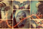 Что значат татуировки с орлом – примеры на фото