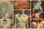 Что обозначают воровские и блатные тату – примеры на фото