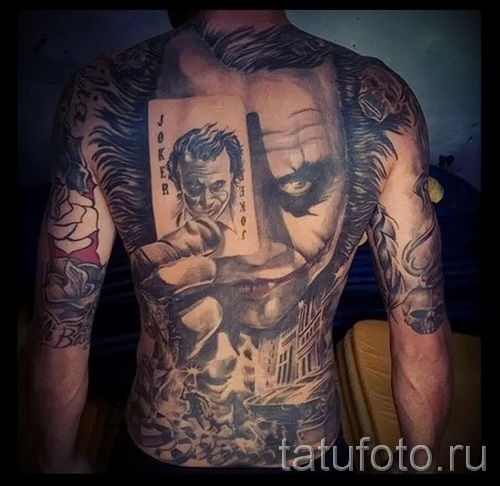 Картинки парней со спины с тату скачать - Быстрый 100