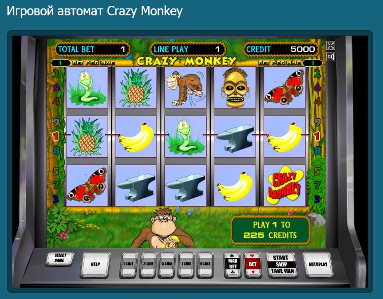 Игровые обезьянки в лучшем исполнении