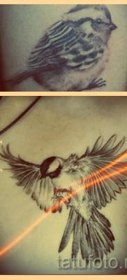 Значение тату воробей – примеры готовых татуировок на фотографиях