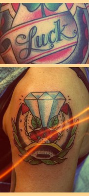 Значение тату подкова – готовые татуировки на фото