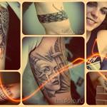 Тату на бицепсе - фотографии готовых татуировок от лучших мастеров