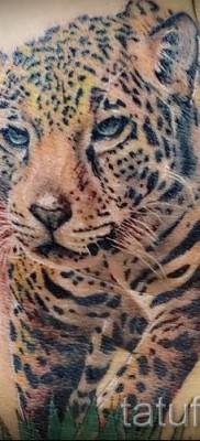 Фото пример тату ягуар 4