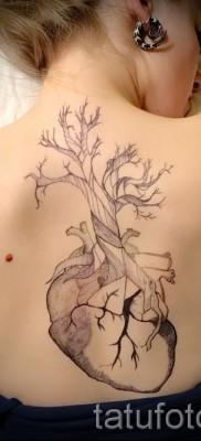 Фото тату дерево – рисункb для тату 09122015 № 080
