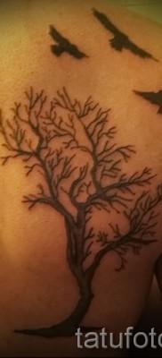 Фото тату дерево – рисункb для тату 09122015 № 130