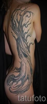 Фото тату дерево – рисункb для тату 09122015 № 132