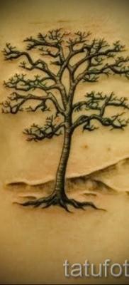 Фото тату дерево – рисункb для тату 09122015 № 135