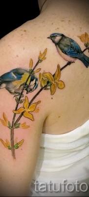 тату воробей – фото примеры татуировки от 07122015 15
