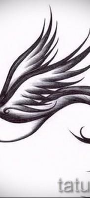 тату воробей – фото примеры татуировки от 07122015 4