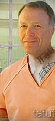 тюремные тату паутина – фото готовой татуировки – 20122015 № 12