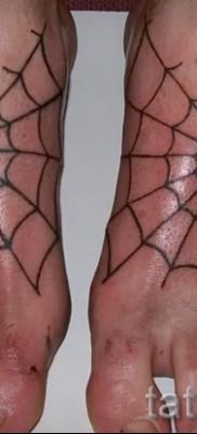 тюремные тату паутина – фото готовой татуировки – 20122015 № 14