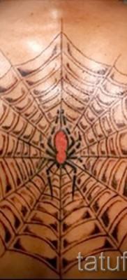 тюремные тату паутина – фото готовой татуировки – 20122015 № 18